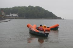 Setting up Lomo Buoys Annette Colbourn A2084