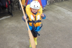 Young Paddler Brian Colbourn A2095