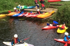 Junior Paddle - Congresbury
