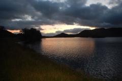 15-Sunset-over-Loch-Tarff