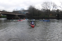 River Wye - 15th April