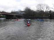 River Wye - 15th April