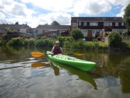 Women only Paddle - Tiverton - July 9th